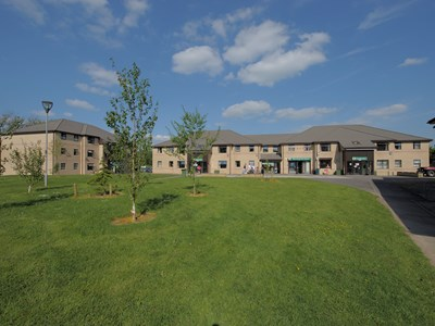 Living on campus - Myerscough College