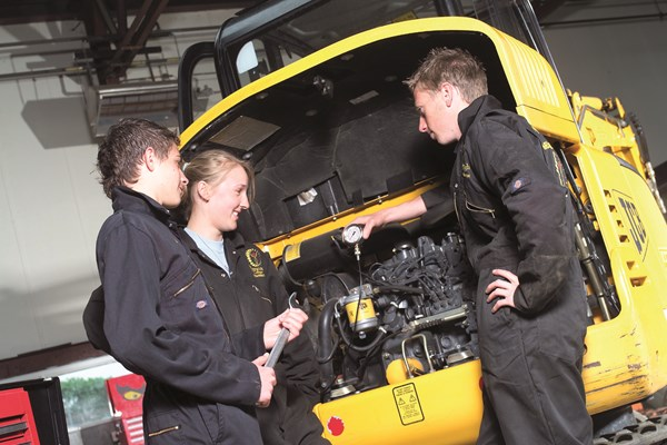 Myerscough College Apprenticeships