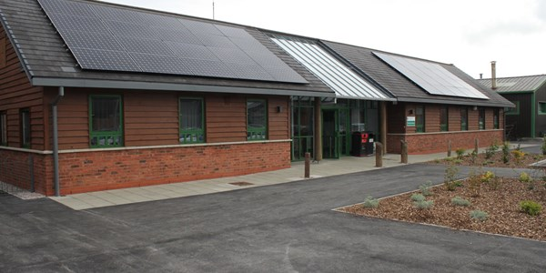 Our new £3m Animal Studies Centre