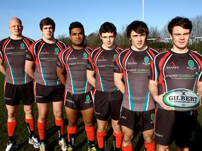 Myerscough College Rugby Academy - England call ups
