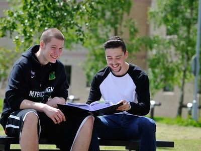 Myerscough College - Students
