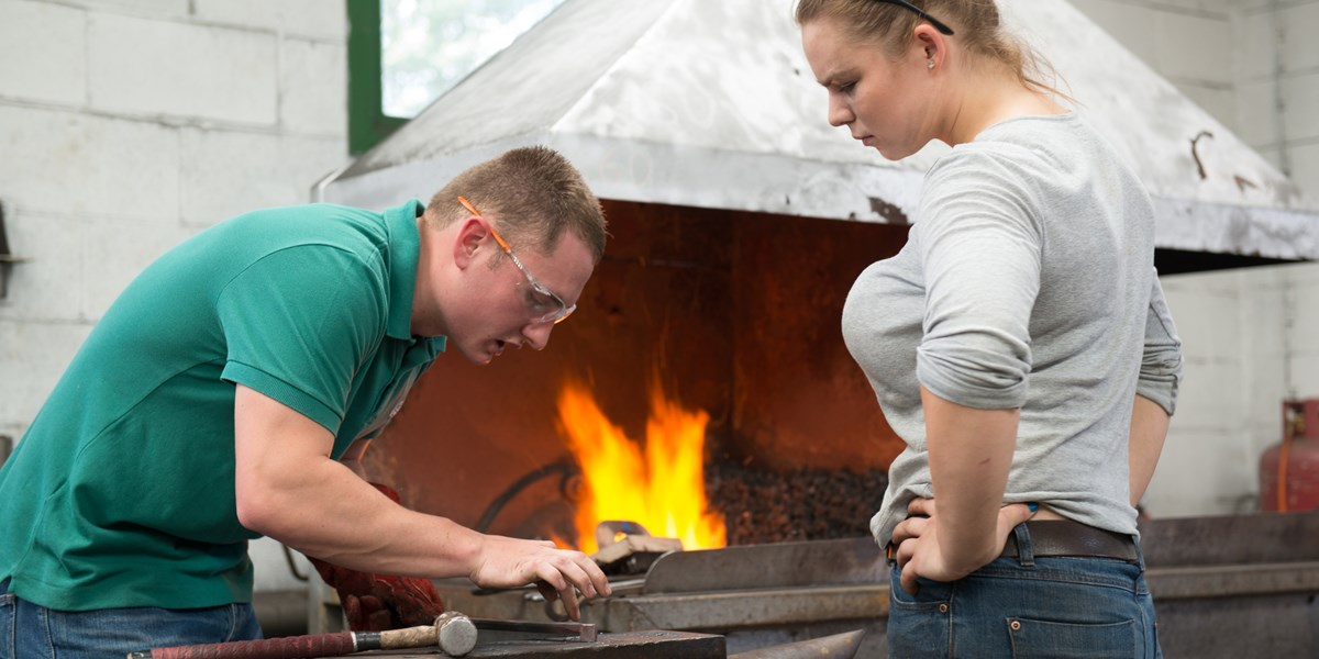 Myerscough College - Farriery Training Excellence
