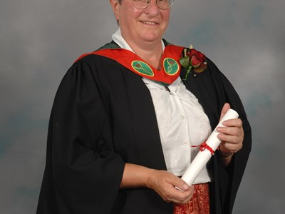 Myerscough College Fellow - Christine Walkden