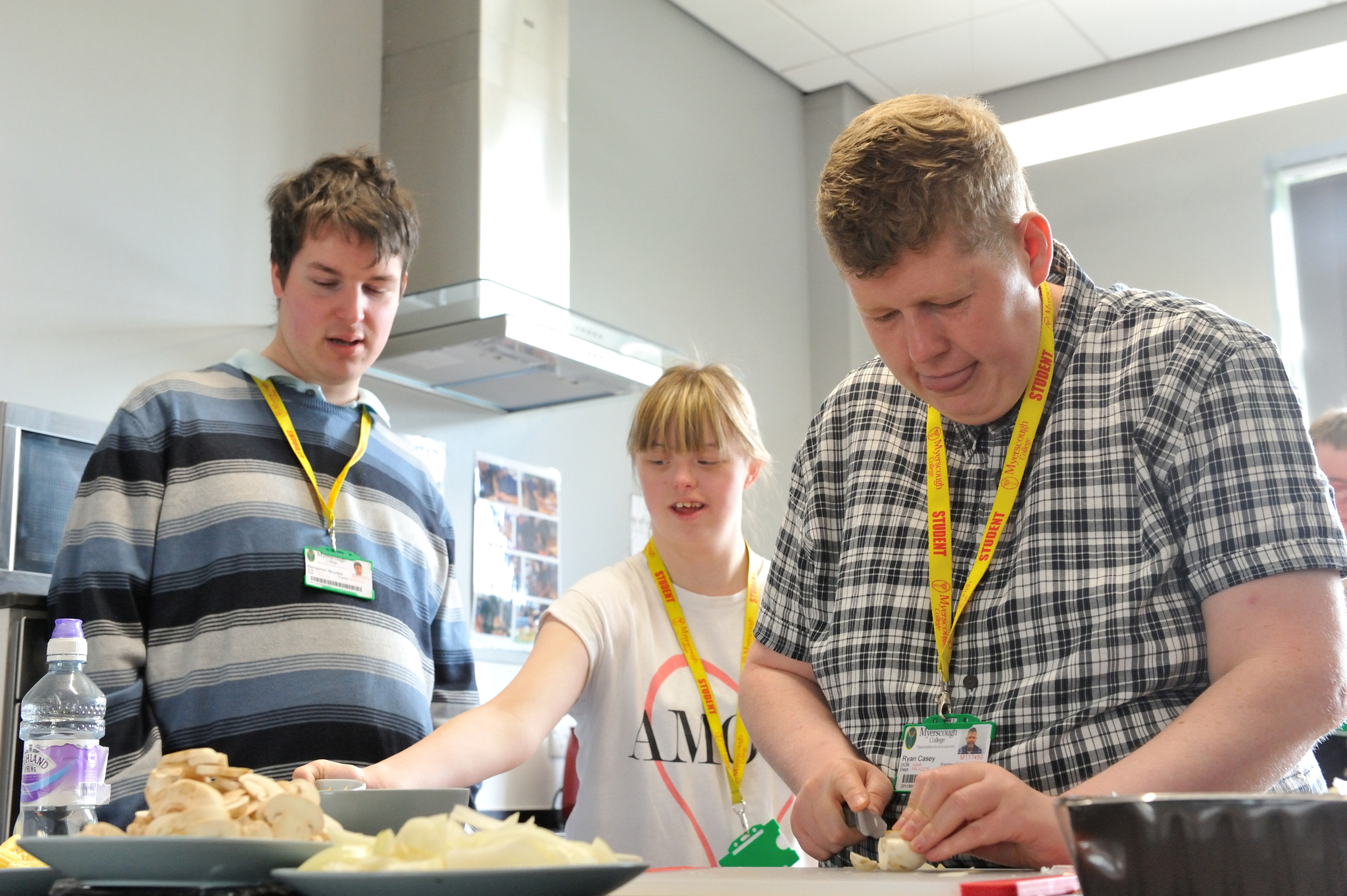 Foundation Learning at Myerscough College