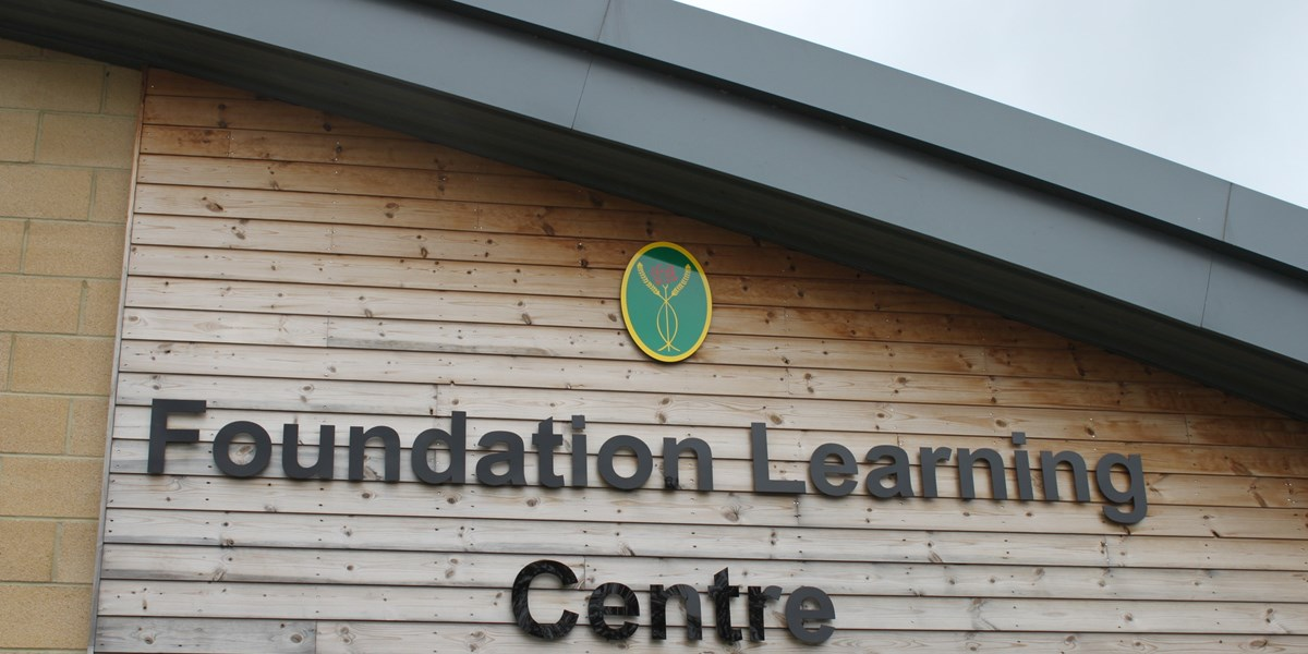 Myerscough College Foundation Learning