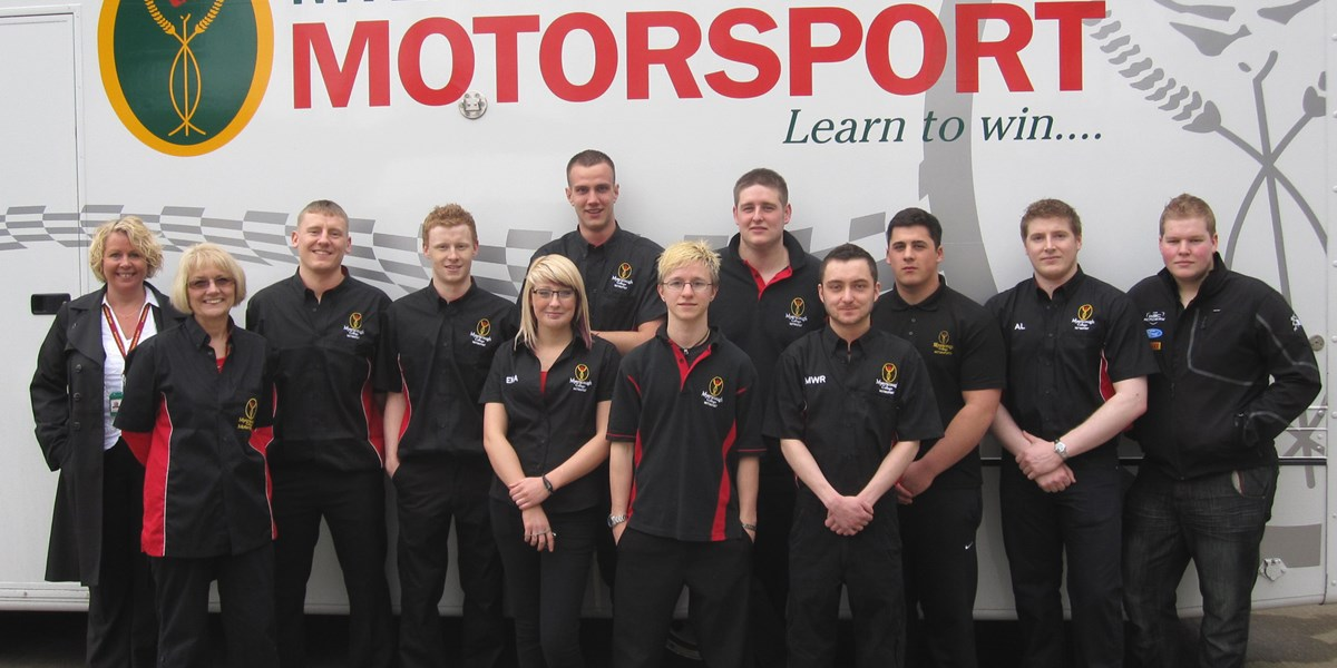 Myerscough College - Team Myerscough Motorsport