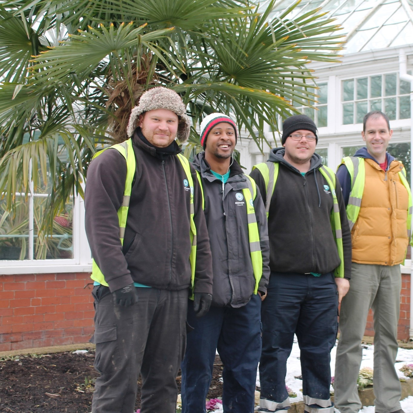 Oldham Apprentices with WB Tutor David Hilton.jpg
