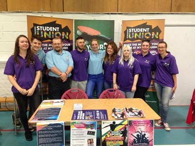 Myerscough College Students' Union