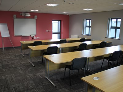 Classrooms and meeting rooms for hire