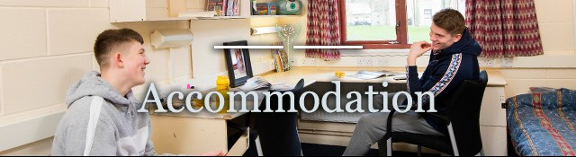 accommodation, halls, of residence, students, myerscough, residency