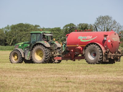 Tractor, college, Myerscough, study, courses, field, agriculture, uk, lancashire, preston,