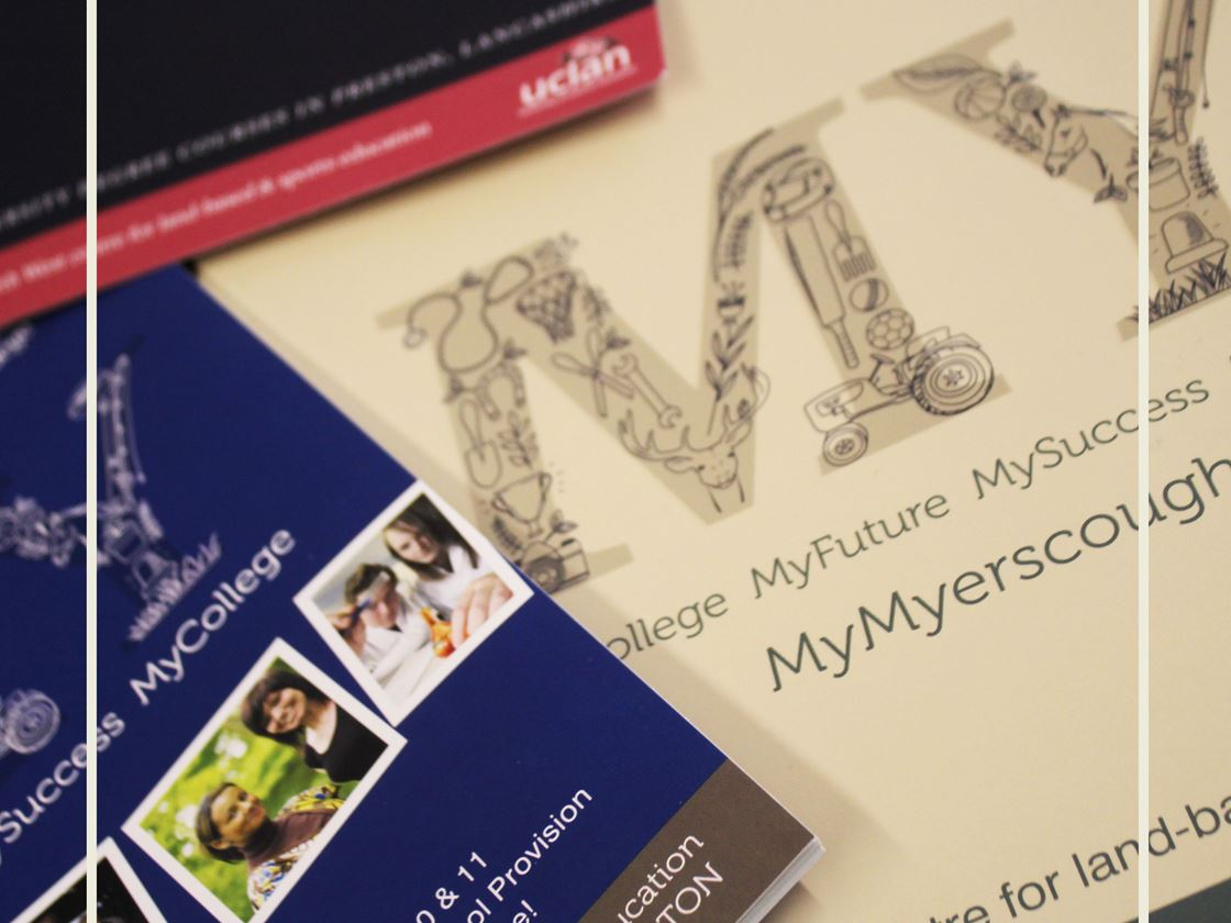 Myerscough College | Opportunities For All To Succeed