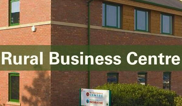 Commercial Services Hero Rural Business Centre Banner Template