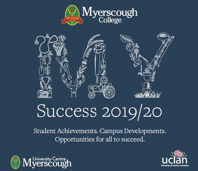 MY SUCCESS 2019 20 COVER
