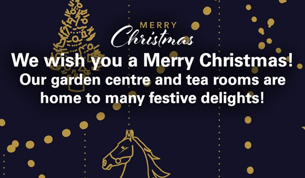 Myerscough College wishes you a Merry Christmas