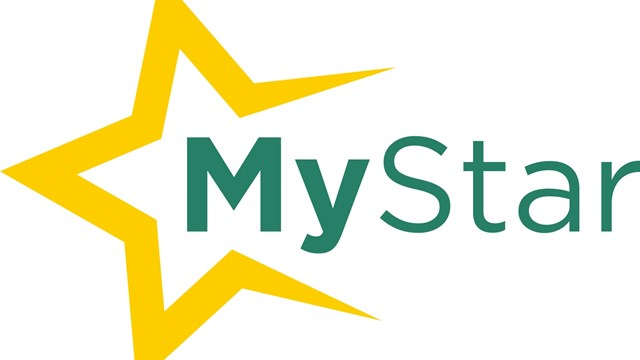 MY STAR LOGO