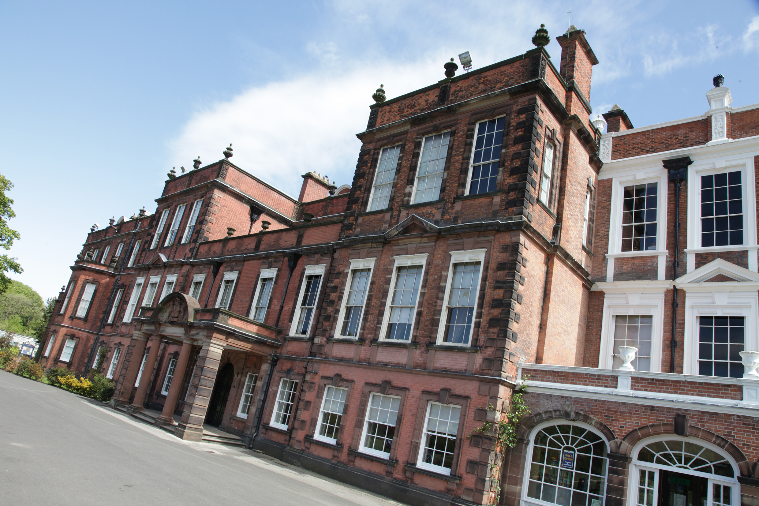 A Croxteth Hall in Liverpool